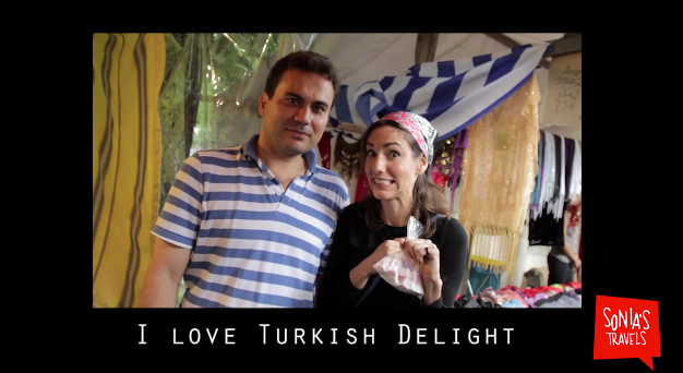 Inside a Turkish Market (in Berlin) with Sonia Gil