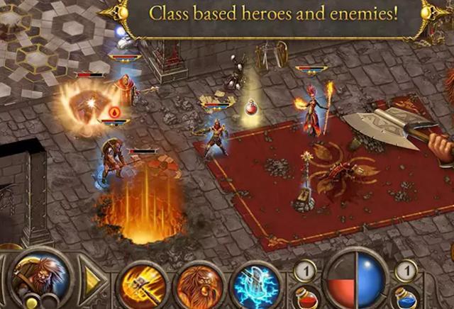 Google Play İndirimi - Devils & Deamons Arena Wars Premium