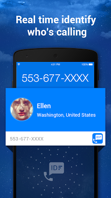 Caller ID  & Call Blocker Free - screenshot