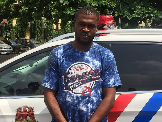 IDI-ARABA SERIAL SCAMMER LANDS IN RRS NET