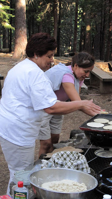OK--now we're cooking!©http://backpackthesierra.com