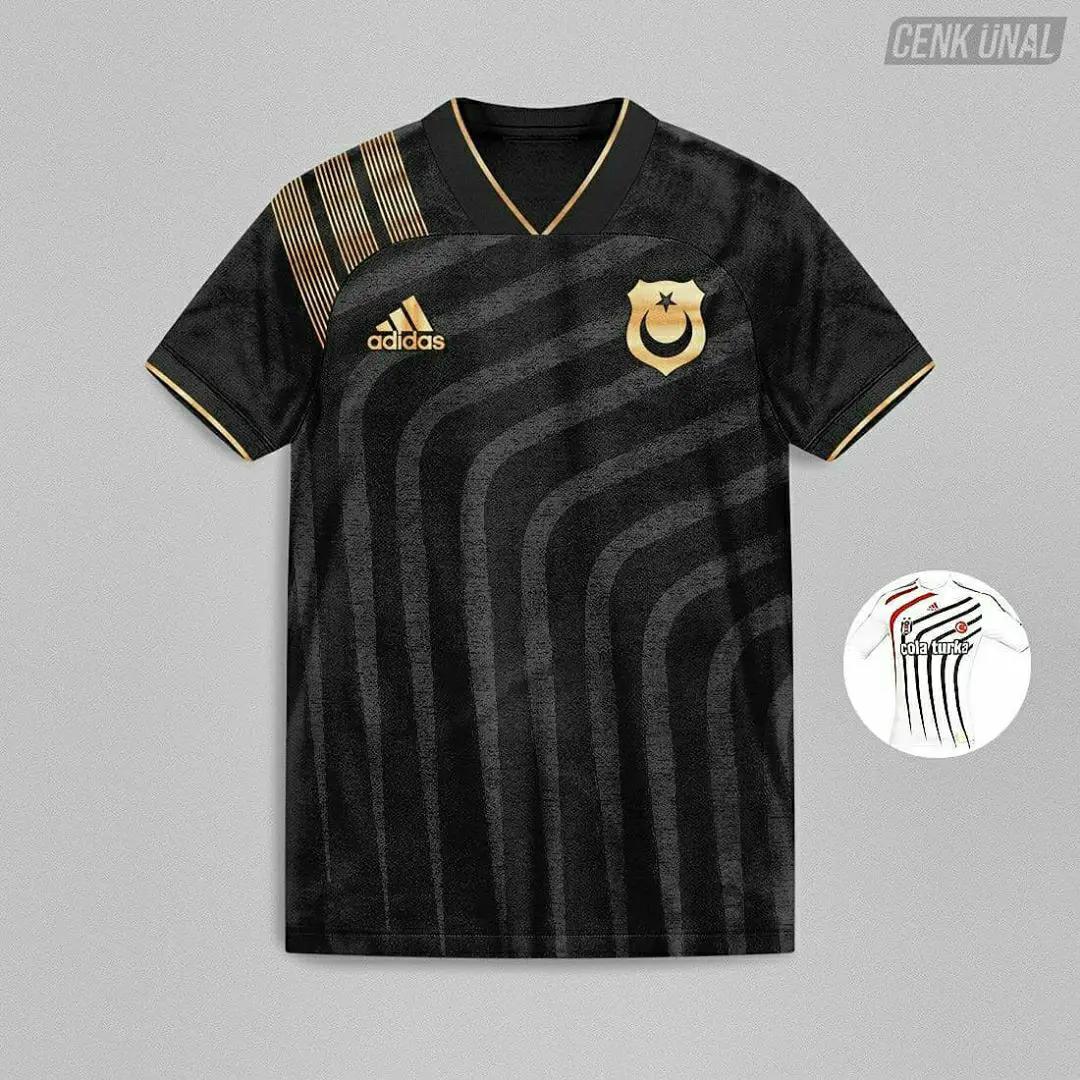 jual jersey besiktas, kostum besiktas 2020-2021, jersey besiktas tim klub turki
