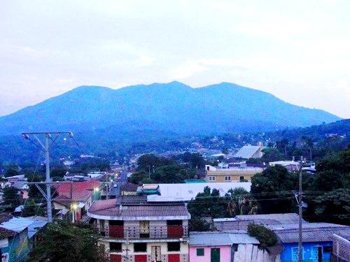Santiago de María, Usulután, El Salvador
