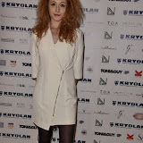 OIC - ENTSIMAGES.COM - Janet Devlin at the  Lan Nguyen-Grealis: Art & Makeup - book launch party in London 17th September 2015 Photo Mobis Photos/OIC 0203 174 1069