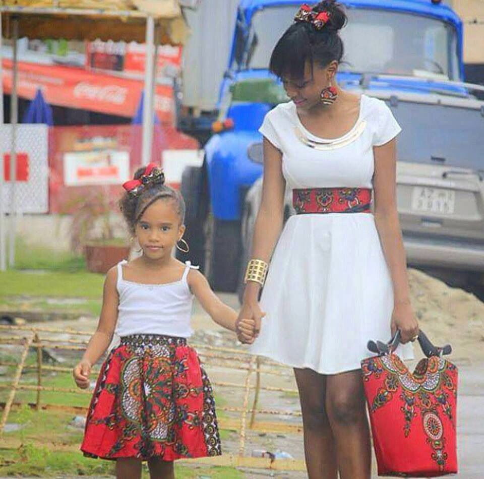 African Dress Styles For Kids How Make Your child Look ...