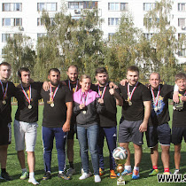 6-ой Кубок дружбы по футболу