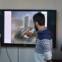 11.11.17 - İzmir İstinye Park AVM & Mahal Bomonti Teknik Gezisi