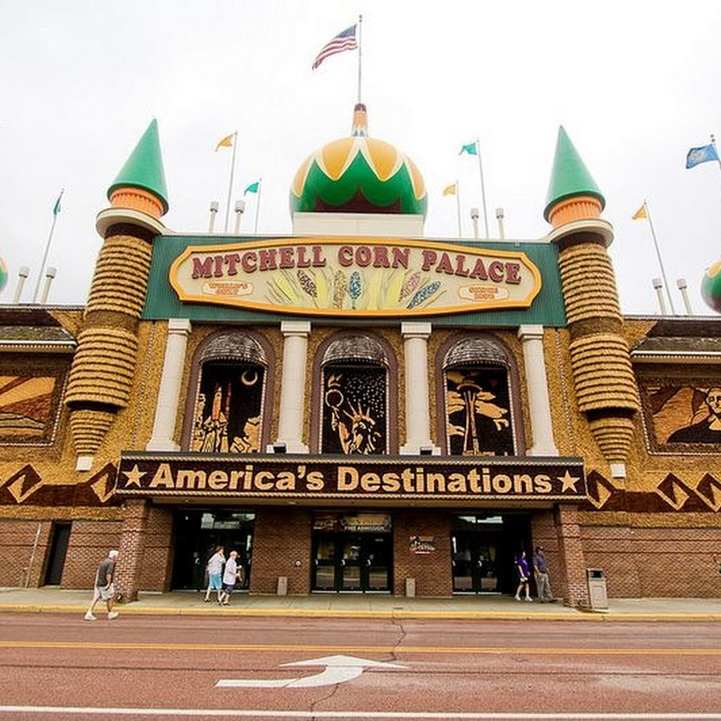 The Corn Palace of South Dakota