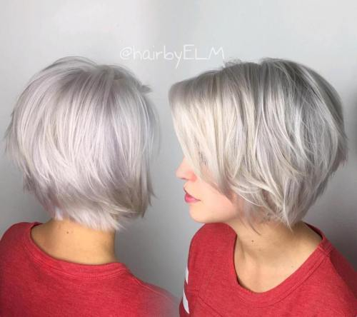 Perfect haircuts for fine hair women In 2018 1