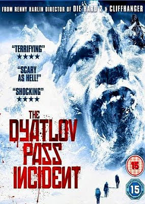 Filme Poster The Dyatlov Pass Incident WEBRip XviD & RMVB Legendado