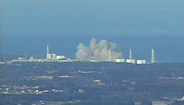 Planta Nuclear de Japon - Fukushima