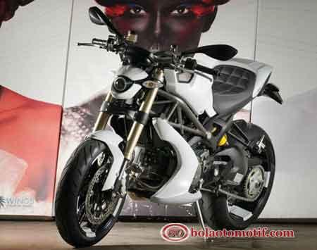 Kendaraan Motor Ducati Rakasa 1100 EVO 2