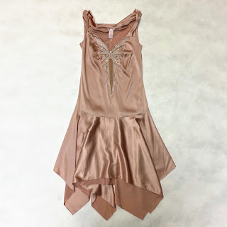 Rebecca Taylor Bias Cut Dress