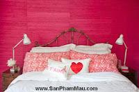 10 cách trang trí phòng ngủ tươi vui