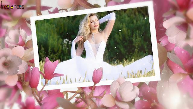 diaporama vidéo mariage magniolias photo 10