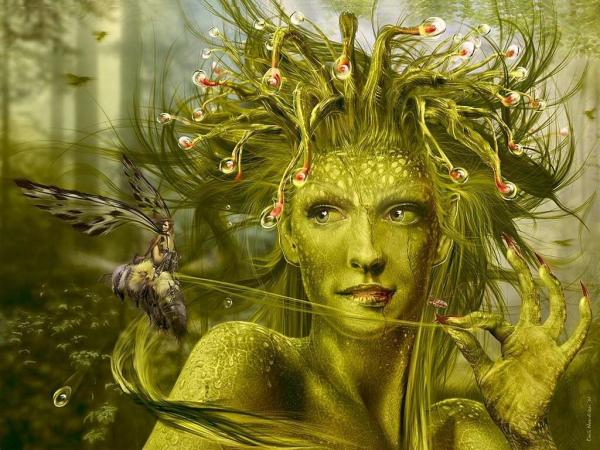 Green Mother, Green Witches
