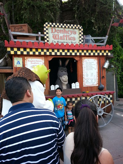 Universal Studios - Shrek