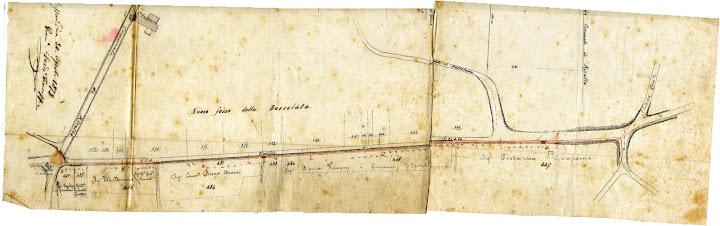 Planimetria Bossolata 1879