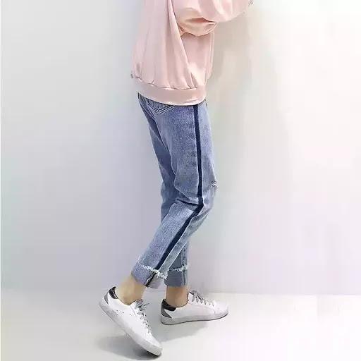 Ini Lho, Model Celana Jeans Yang lagi Ngetrend di 2018