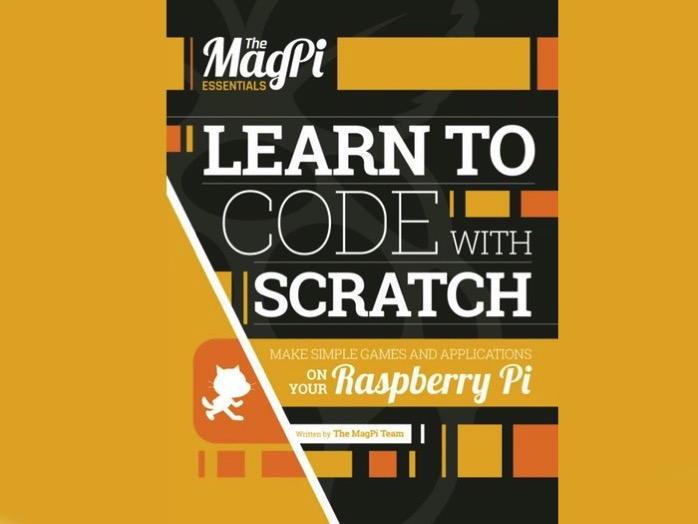 Raspberry Pi Releases Free Learn To Code With Scratch