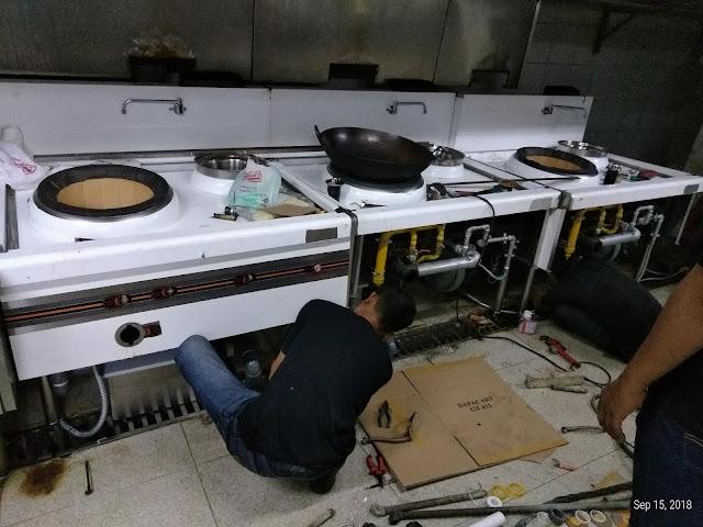 Kami Dapoer On Sebagai Penyedia Jasa Pembuatan Peralatan Dapur Commercial Diantaranya Adalah Gas Kwalirange With Er Menerima Pesanan