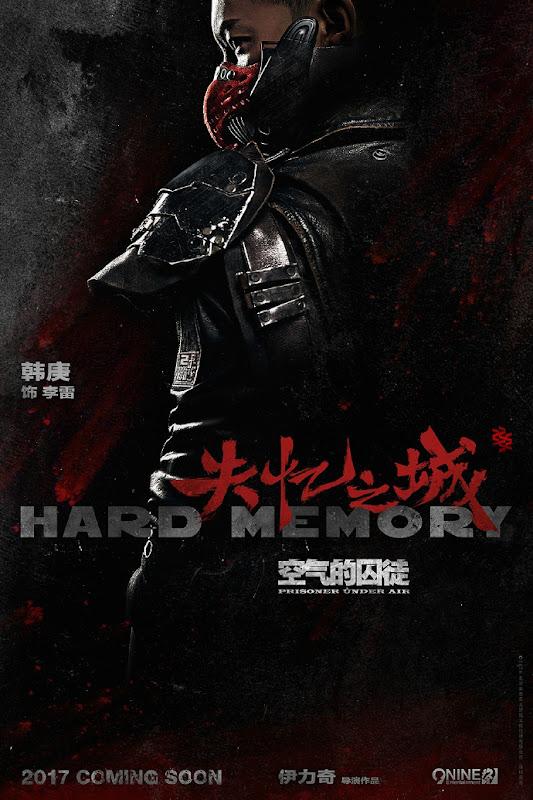 Hard Memory: Prisoner Under Fire China Drama