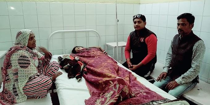 अस्पताल में देखने को मिली हिन्दू -मुस्लिम एकता की बड़ी मिसाल