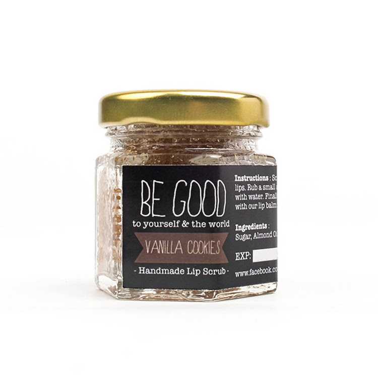 Vanilla Cookies - Lip Scrub by BeGood