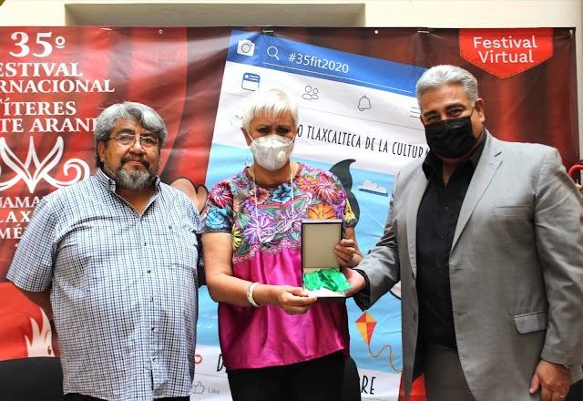 """Clausura ITC el festival internacional de títeres """"Rosete Aranda"""""""