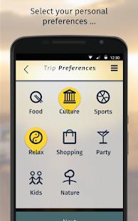 RoadAtlas - Trip Planner - náhled