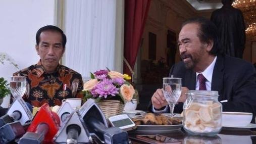 Tak Calonkan Ipar Jokowi, NasDem Mendukung Harapan Presiden soal Pilkada Sehat.