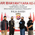 Di Hari Bhayangkara Ke 74, Polda Banten Terima Penghargaan Dari IJTI Korwil Kabupaten Serang