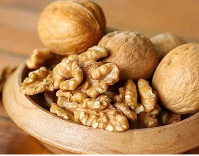 Amazing health benefits of walnuts