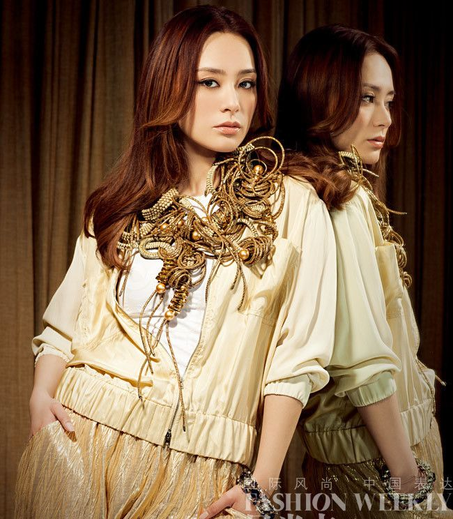 Gillian Chung Yan-tung / Zhong Xintong China Actor