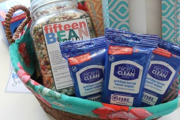 baskets for sick friends