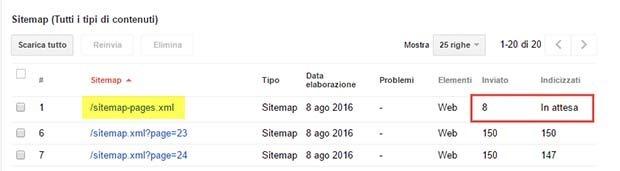 sitemap-pagine-statiche-invio