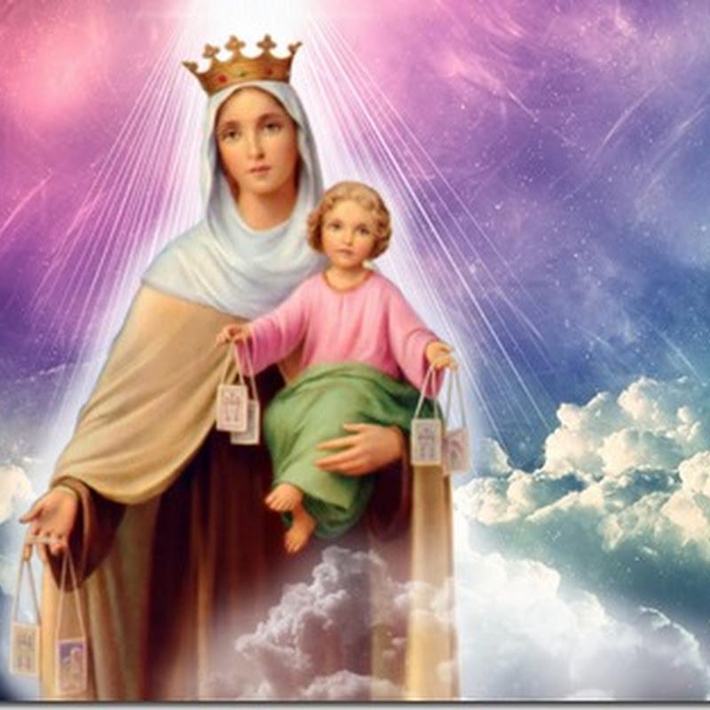 Imágenes de la Virgen del Carmen