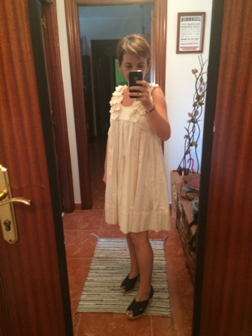 vestido H&M-Grden Collection-look verano mujer-chica