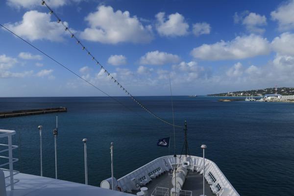 Heading Open Sea