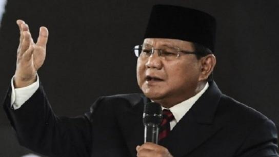 PA 212: Prabowo Dipasangkan dengan Siapa Saja Sulit Menang Pilpres 2024