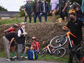"""Crash in de Tour breekt Haig zuur op en hij moet forfait geven voor de OS: """"Veel erger dan eerst gedacht"""""""