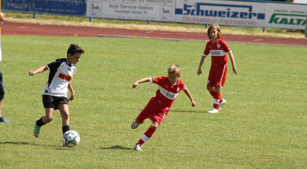 1241|683|Unbekannt|Das angehängte Bild ist eine Szene aus dem Spiel E-Junioren VfB Stuttgart gegen den Augsburger Verein SV Hammerschmiede, Juni 2014 ...