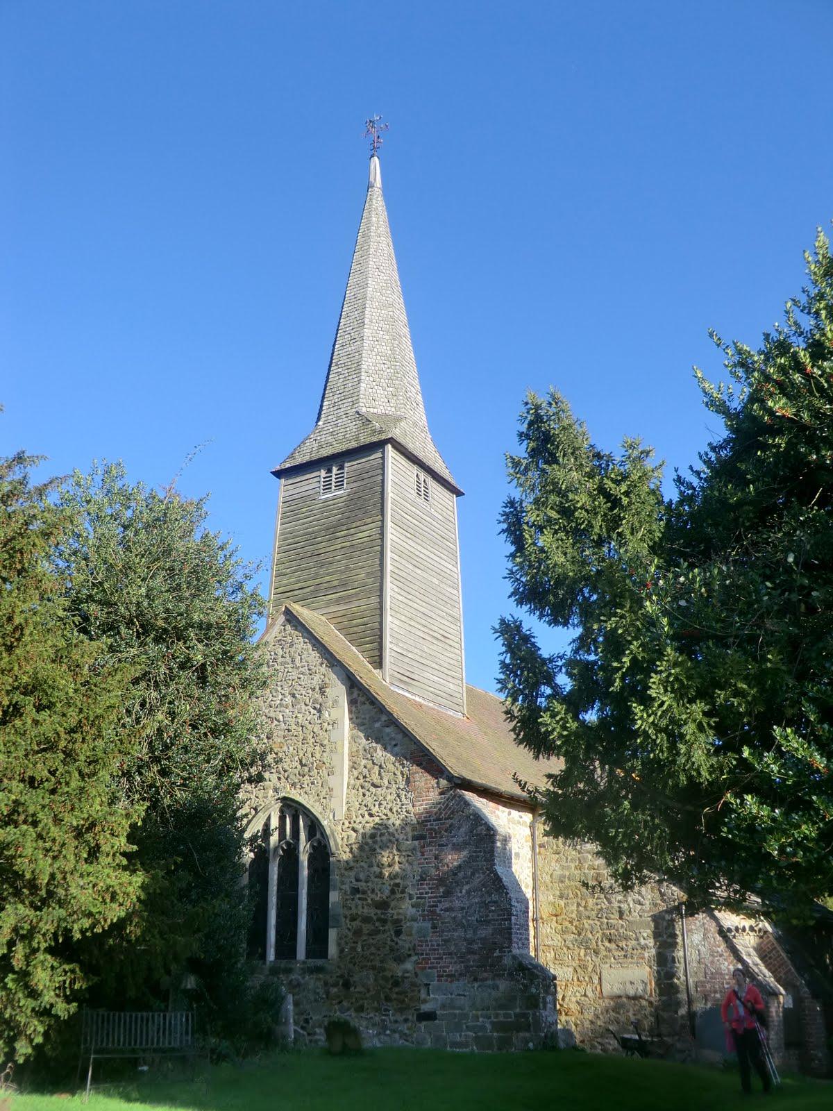CIMG5831 St George, Crowhurst