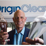 Photo of OriginClear CEO Riggs Eckelberry, from LA Business Journal's feature article.