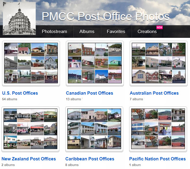 Flickr Collections of Post Office Photos