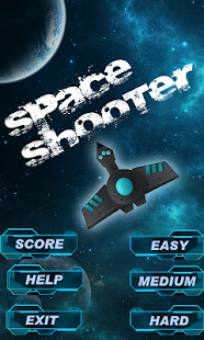 Space Shooter - náhled