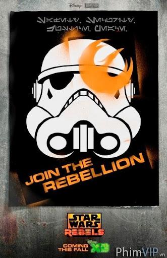 Chiến Tranh Giữa Các Vì Sao: Phiến Quân Phần 1 - Star Wars Rebels Season 1 poster