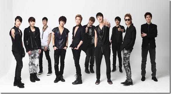 COncierto Super Junior en Mexico compra tus boletos en linea