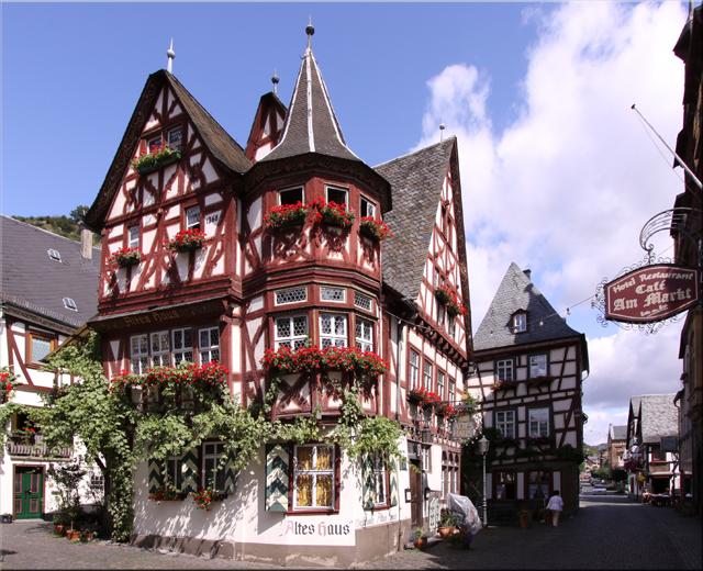 Posada Altes Haus - Bacharach