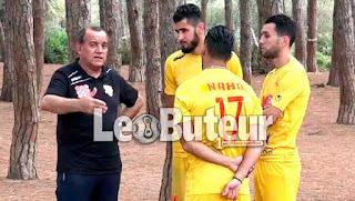 NAHD : Bouzidi : «Gagner sur tapis vert est bénéfique»